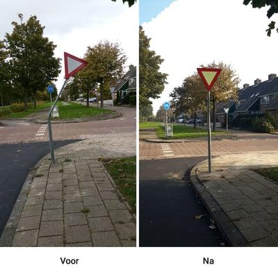 Voorbeeld Fixi Beheer openbare ruimte
